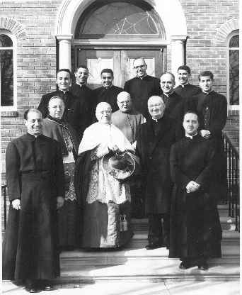 Maronite Seminary 1961