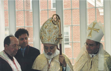 Maronite Seminary - New Wing Dedication 2001