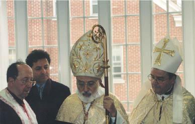 Maronite Seminary - New Wing Dedication 2001